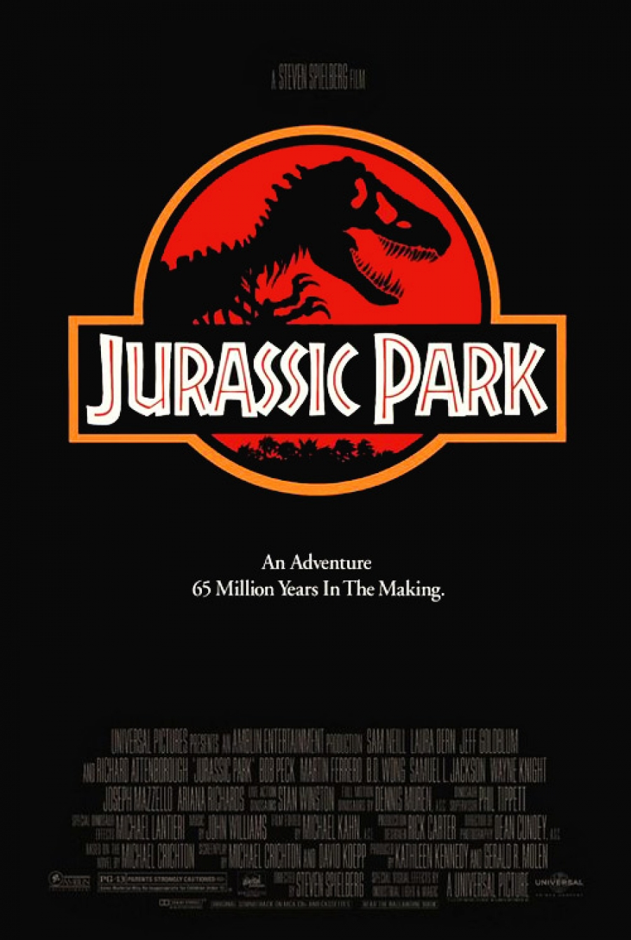 "When Dinosaurs Ruled the Cinema: Remembering ""Jurassic Park"