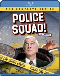 Police Squad: The Complete Series (Blu-ray Disc)