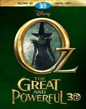 No BD/3D Combo for Disney's Oz