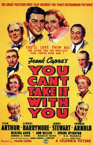 You Can't Take It With You on Blu-ray