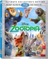 Zootopia on Blu-ray 3D