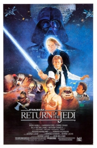 Return of the Jedi (one sheet B)