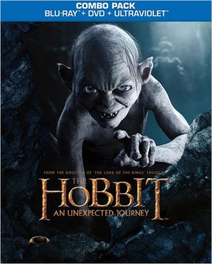 Best Buy-exclusive Hobbit Blu-ray