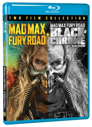 Mad Max: Fury Road/Black & Chrome Blu-ray