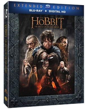 The Hobbit: The Battle of the Five Armies - Extended Edition