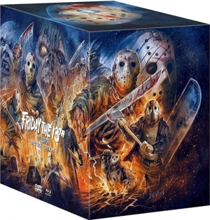 Friday the 13th Collection: Deluxe Edition (Blu-ray Disc box set)