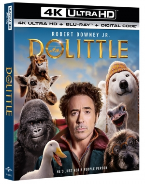 Dolittle (4K Ultra HD)