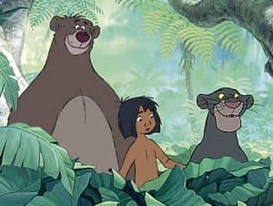 The Jungle Book on BD in 2014