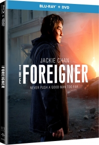 The Foreigner (Blu-ray Disc)