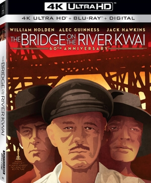 Bridge on the River Kwai (4K Ultra HD)