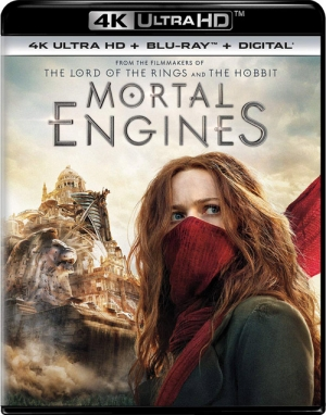 Mortal Engines (4K Ultra HD Blu-ray)