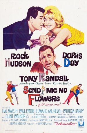 Send Me No Flowers on Blu-ray