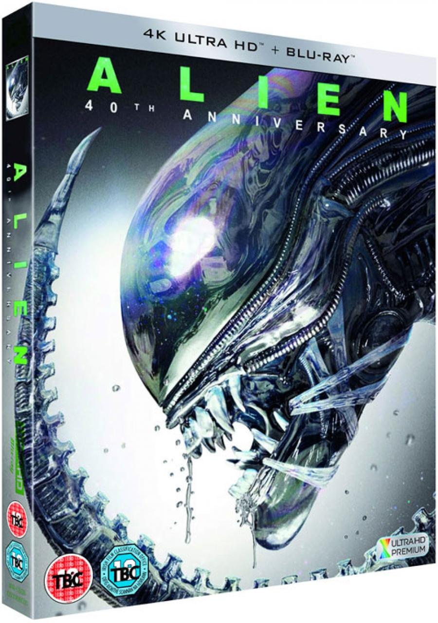 Alien: 40th Anniversary Edition (4K Ultra HD)