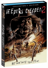 Jeepers Creepers 2 Blu-ray reviewed