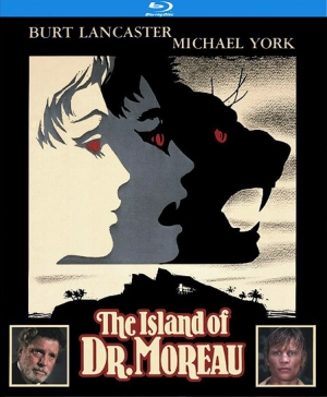 The Island of Dr. Moreau from Kino Lorber