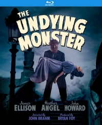 The Undying Monster on Blu-ray