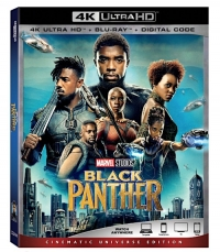 Black Panther (4K Ultra HD)