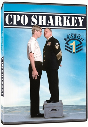CPO Sharkey on DVD