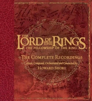 Rhino's The Lord of the Rings: The Fellowship of the Ring - The Complete Recordings