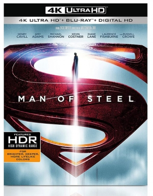 Man of Steel 4K Ultra HD Blu-ray