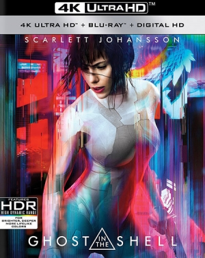 Ghost in the Shell (2017) in 4K Ultra HD