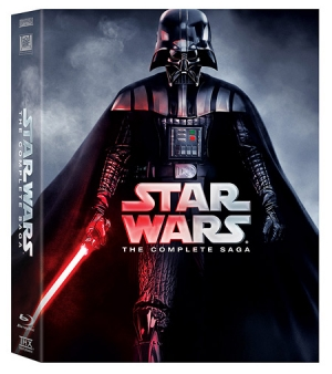 Star Wars Saga Blu-ray re-issue