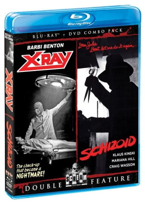 Scream bows X-Ray/Schizoid on BD