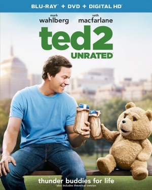 Ted 2: Unrated Blu-ray