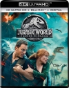 Jurassic World: Fallen Kingdom (4K Ultra HD)