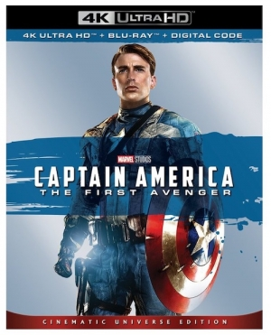 Captain America: The First Avenger (4K Ultra HD)