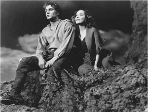 Wuthering Heights returns to DVD