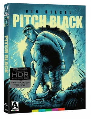 Pitch Black (4K Ultra HD)