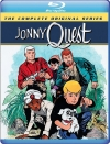 Jonny Quest: The Complete Original Series (Blu-ray Disc)