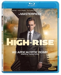High-Rise on Blu-ray Disc