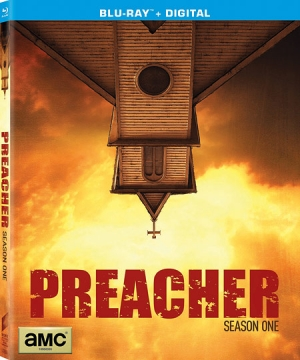 Preacher: Season One on Blu-ray Disc