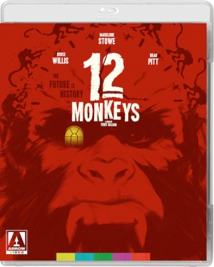 Arrow Video's 12 Monkeys (Blu-ray Disc)
