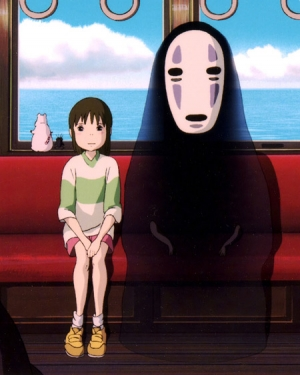 Studio Ghibli's Spirited Away