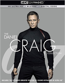 007: The Daniel Craig Collection (4K UHD Review)