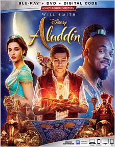 Aladdin (2019) (Blu-ray Review)