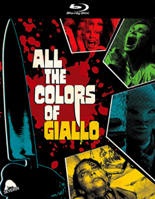 All the Colors of Giallo (Blu-ray Review)