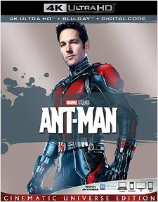 Ant-Man (4K UHD Review)