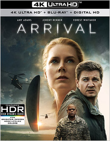 Arrival (4K UHD Review)