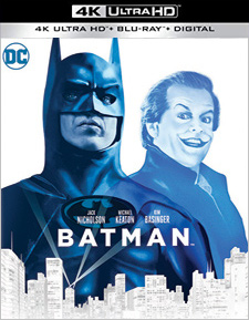 Batman (1989) (4K UHD Review)