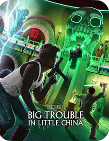 Big Trouble in Little China: Limited Edition Steelbook (Blu-ray Review)