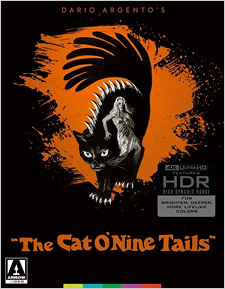 Cat O'Nine Tails, The (4K UHD Review)