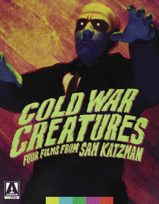 Cold War Creatures: Four Films from Sam Katzman (Blu-ray Review)