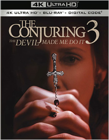 Conjuring 3, The: The Devil Made Me Do It (4K UHD Review)