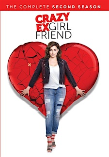 Crazy Ex-Girlfriend: The Complete Second Season (DVD Review)