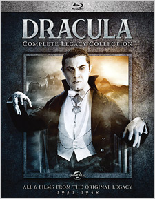 Dracula: Complete Legacy Collection (Blu-ray Review)