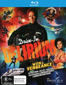 Drive-In Delirium: With a Vengeance (Blu-ray Review)